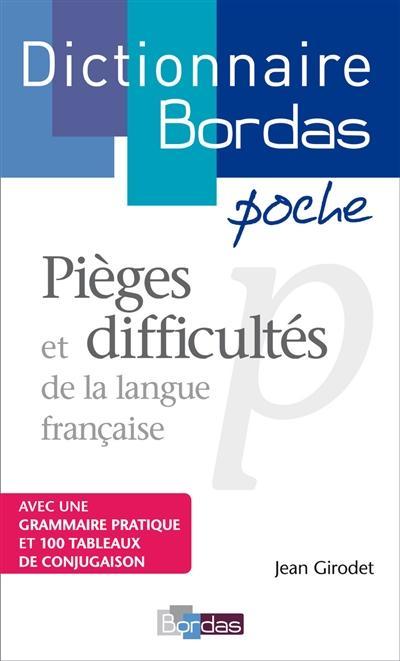 Afbeelding van Dictionnaire poche des pièges et difficultés de la langue française