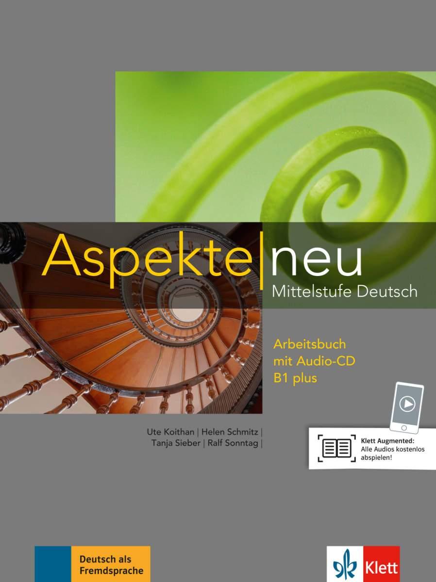 Afbeelding van Aspekte neu (B1+) Arbeitsbuch + Audio-CD