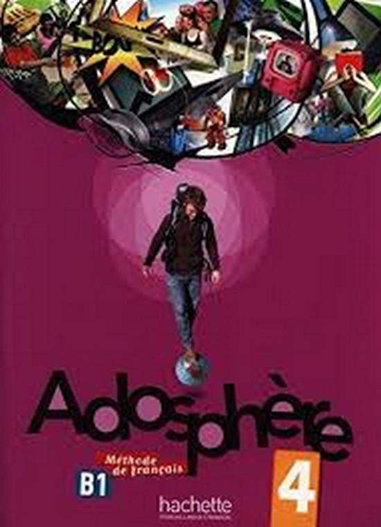 Afbeelding van Adosphère 4 livre de l'élève + cd-audio