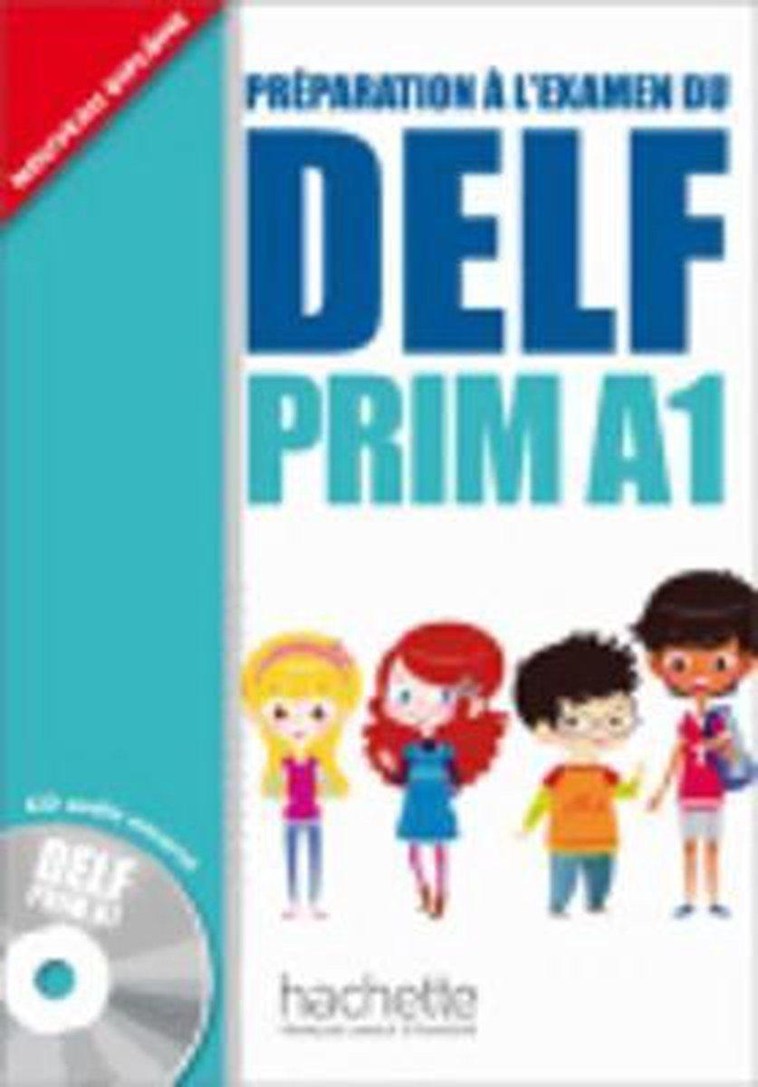 Afbeelding van DELF Prim A1 : Livre de l'eleve + CD audio