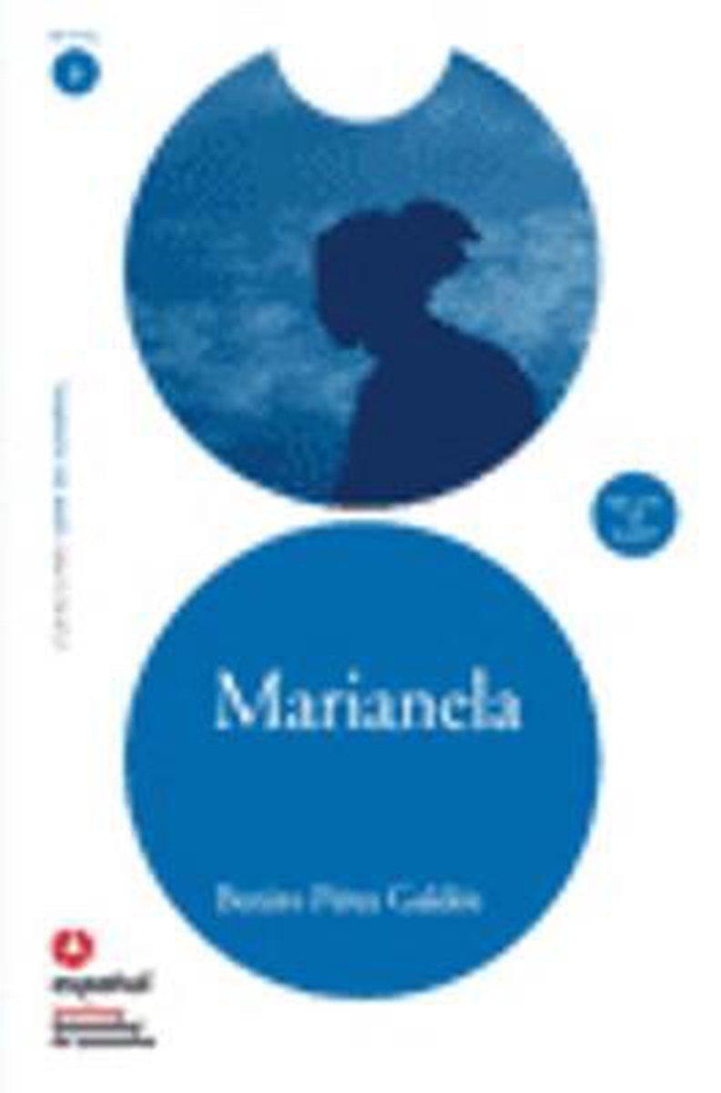 Afbeelding van Marianela (leer en español nivel 3) libro + cd-audio