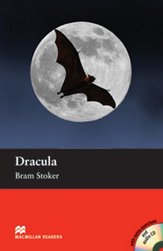 Afbeelding van Macmillan Readers - Intermediate: Dracula book + audio-cd