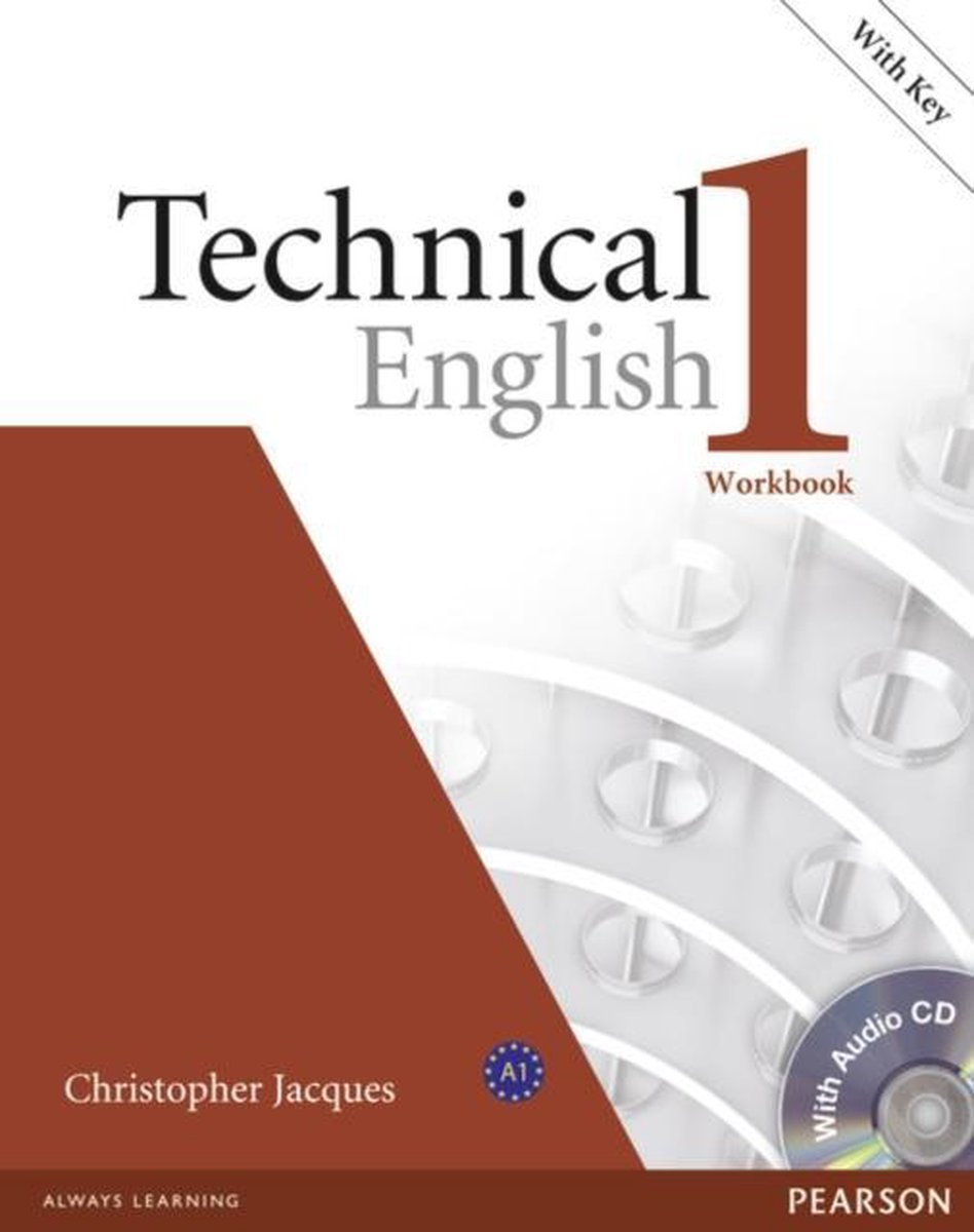 Afbeelding van Technical English - Elementary 1 workbook + audio-cd