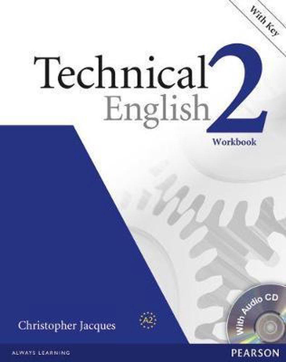 Afbeelding van Technical English - Pre-intermediate 2 workbook + audio-cd