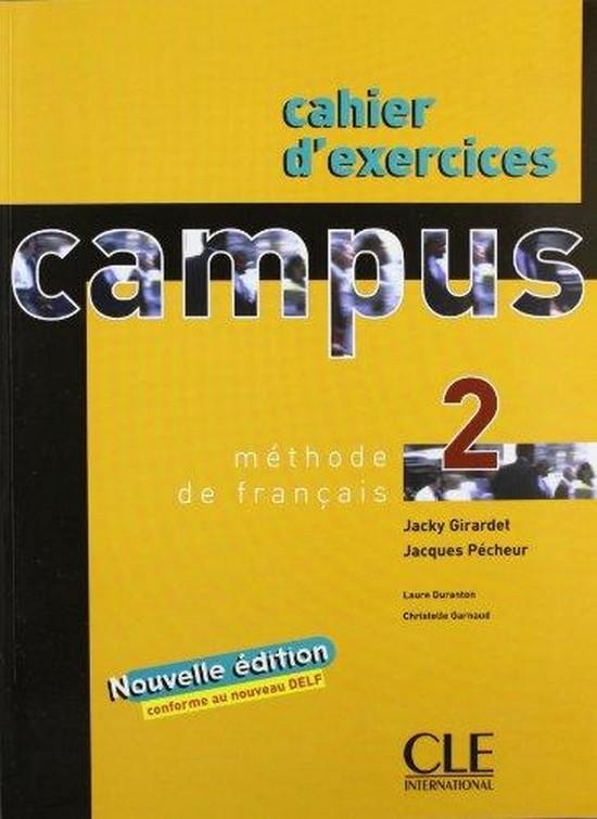 Afbeelding van Campus 2 cahier d'exercices
