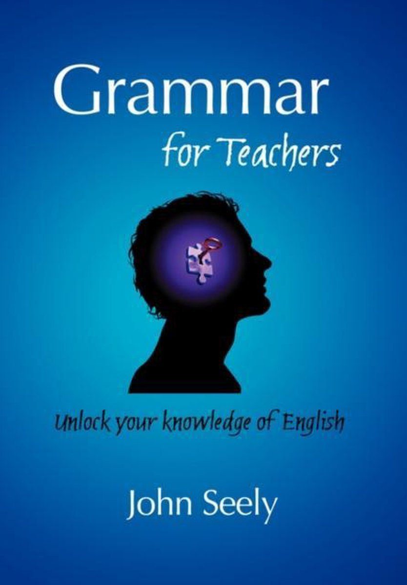 Afbeelding van Grammar for Teachers
