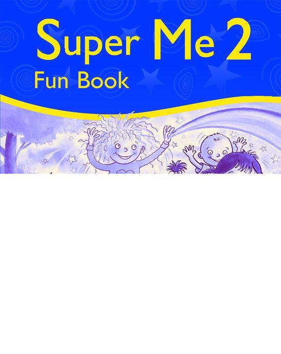 Afbeelding van Super Me 2 Fun book