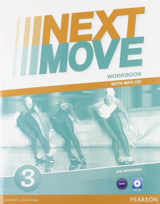 Afbeelding van Next Move 3 workbook + mp3 audio pack