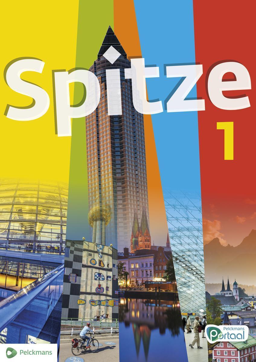 Afbeelding van Spitze 1 leerwerkboek