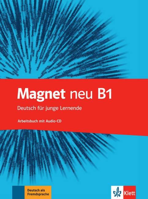 Afbeelding van Magnet neu B1 - Deutsch für junge Lernende Arbeitsbuch + Audio-CD