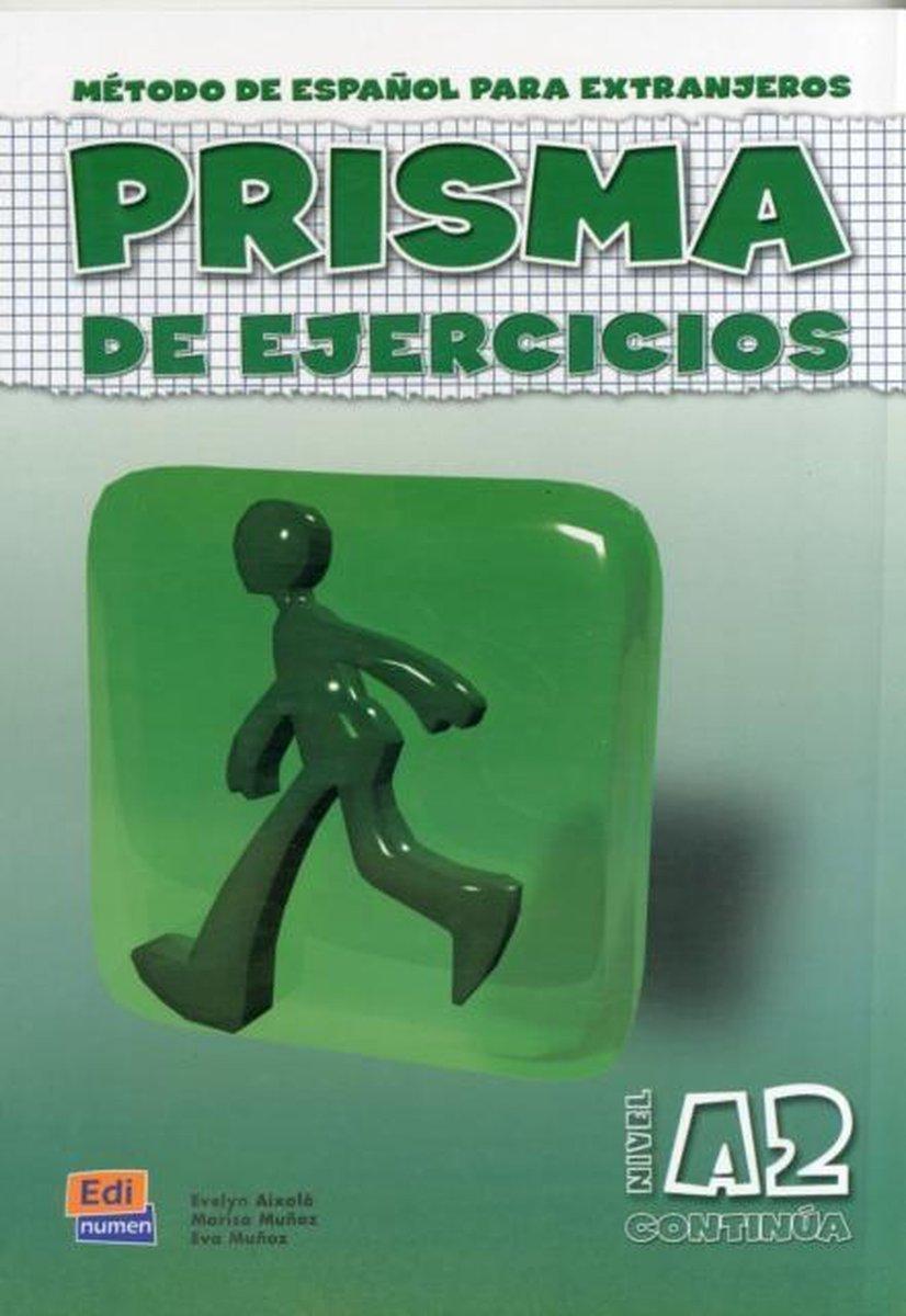 Afbeelding van Prisma Continúa A2 libro de ejercicios