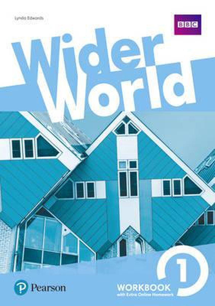 Afbeelding van Wider World 1 Workbook with Extra Online Homework Pack