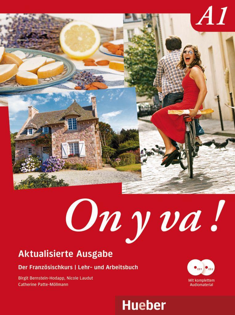 Afbeelding van On y va! A1 - Der Französischkurs Lehr-und Arbeitsbuch + Audiomaterial