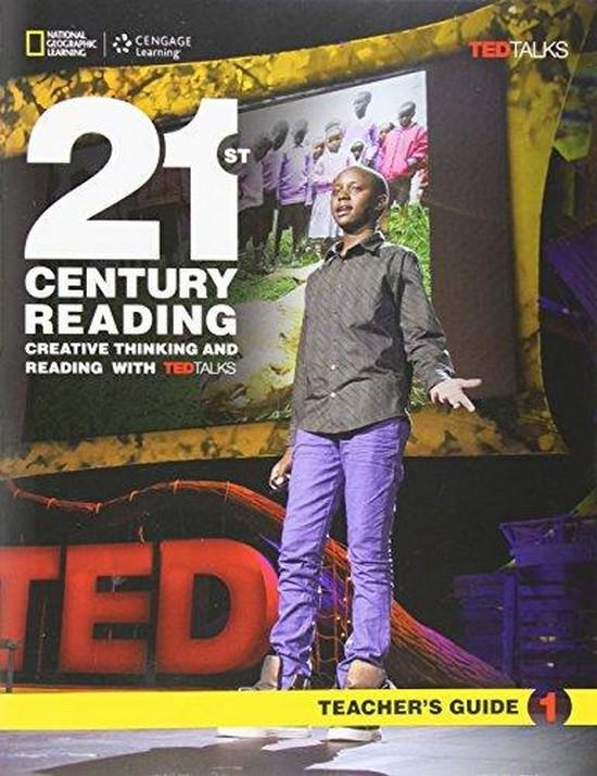 Afbeelding van 21st Century Reading with TED 1 teacher's guide