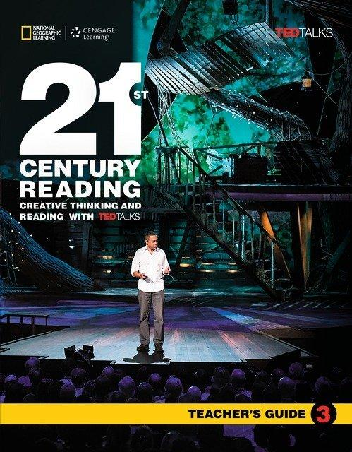 Afbeelding van 21 Century reading with Ted 3 Teacher's Guide