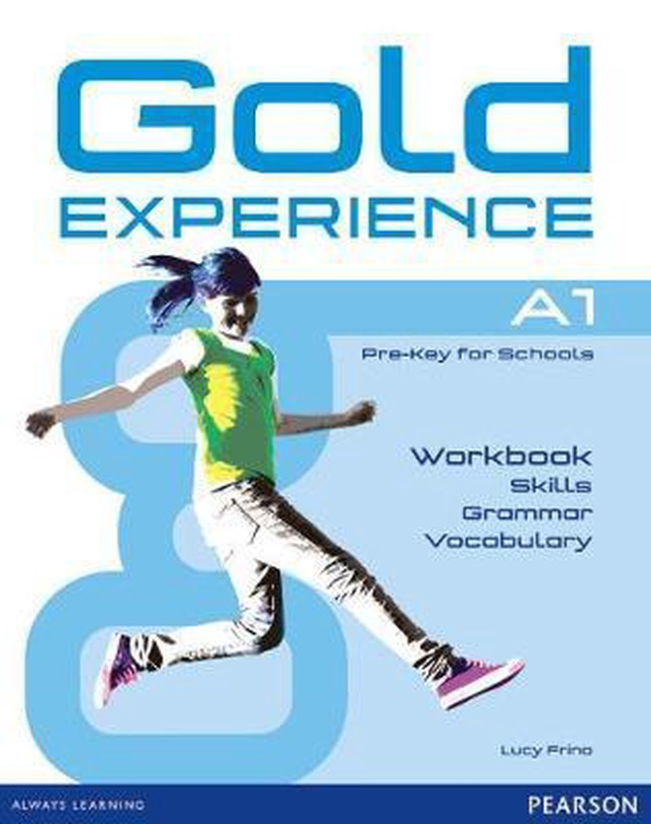 Afbeelding van Gold Experience Language and Skills Workbook A1