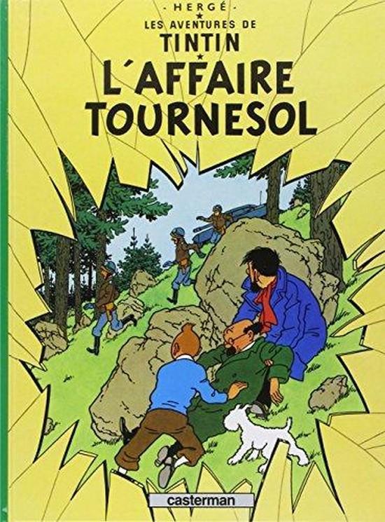 Afbeelding van L'affaire Tournesol