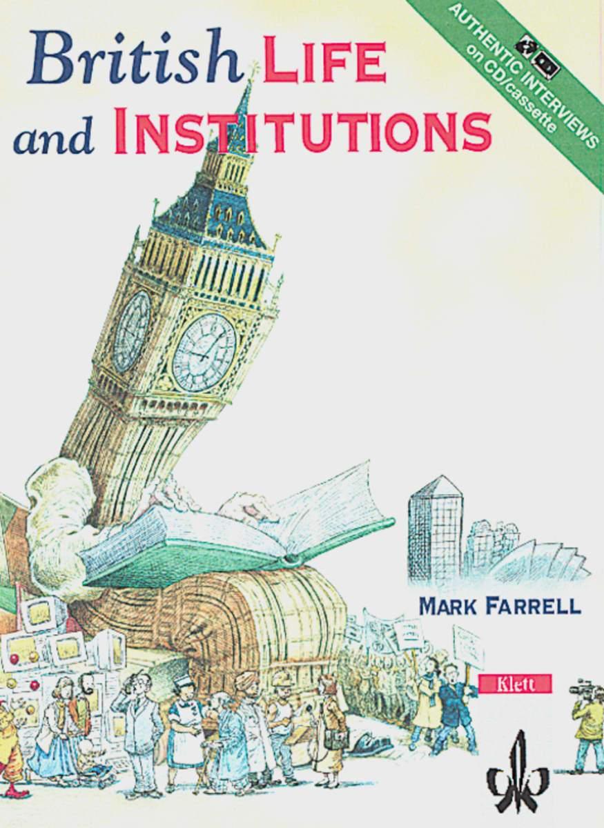 Afbeelding van British Life and Institutions