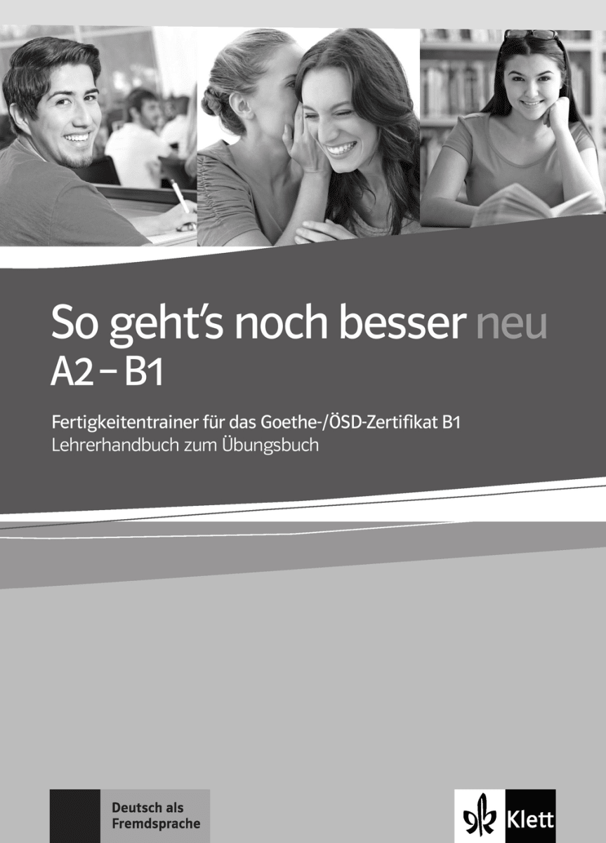 Afbeelding van So geht's noch besser - Neu Lehrerhandbuch