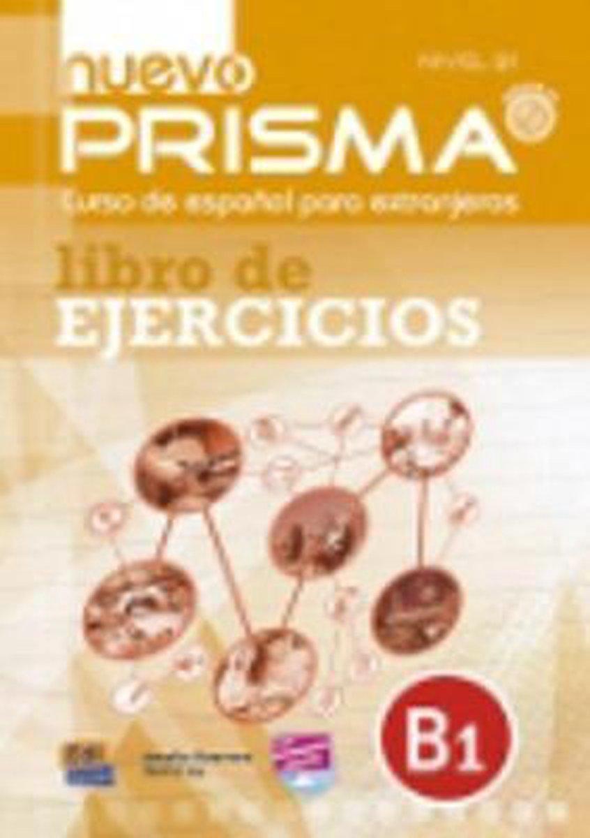 Afbeelding van Nuevo Prisma B1 libro de ejercicios