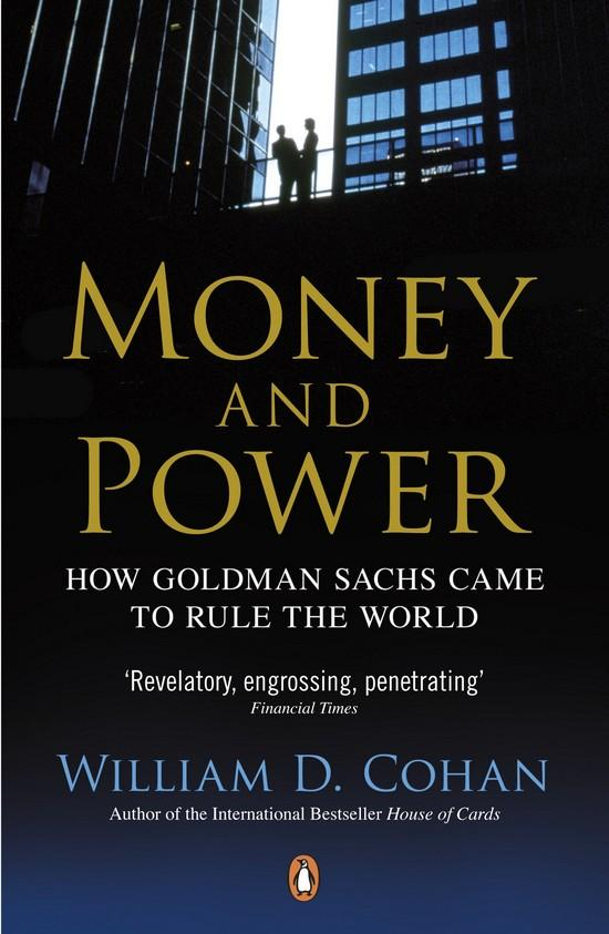 Afbeelding van Money and Power: How Goldman Sachs Came to Rule the World