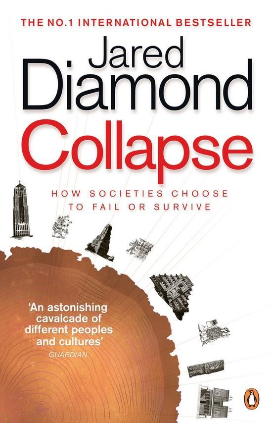 Afbeelding van Collapse: How Societies Choose to Fail or Survive