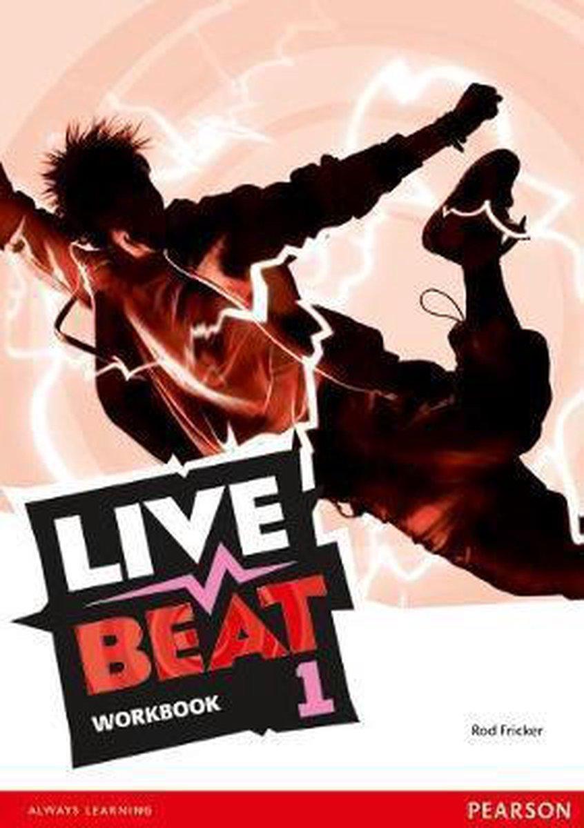 Afbeelding van Live Beat 1 workbook