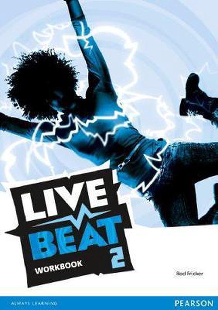 Afbeelding van Live Beat 2 workbook