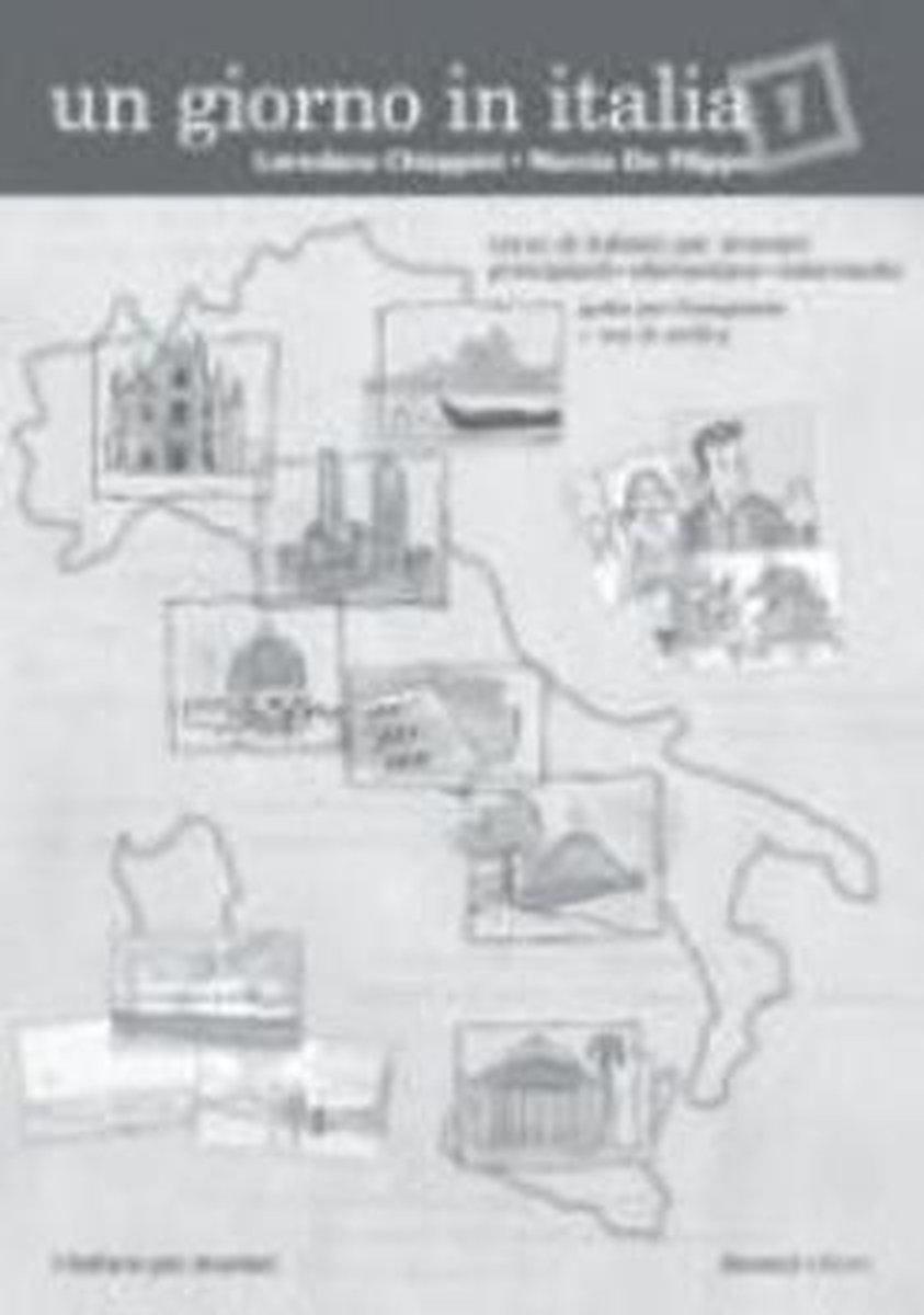 Afbeelding van Giorno in Italia 1 guida per l'insegnante + test