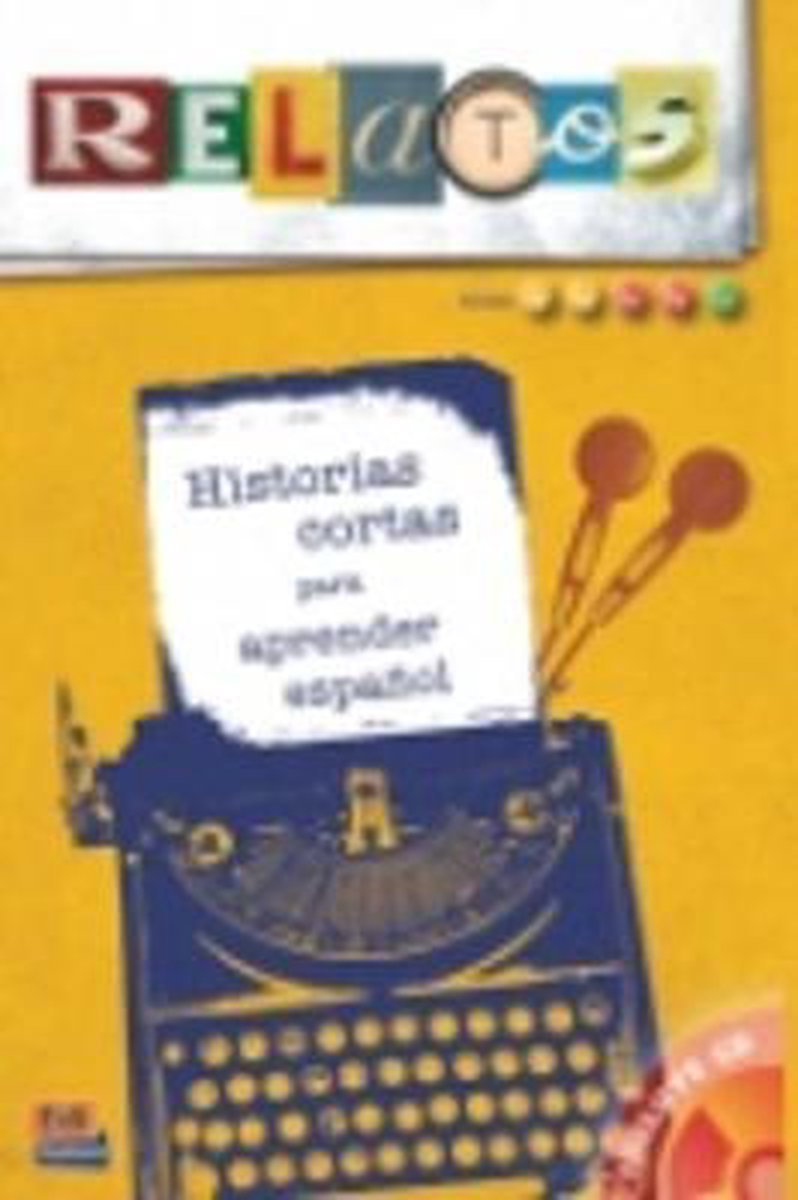 Afbeelding van Relatos 1 (niveles A1/C1):Historias cortas para aprender español libro + cd-audio