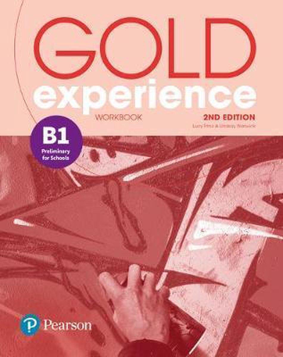 Afbeelding van Gold Experience 2nd Edition B1+ Workbook