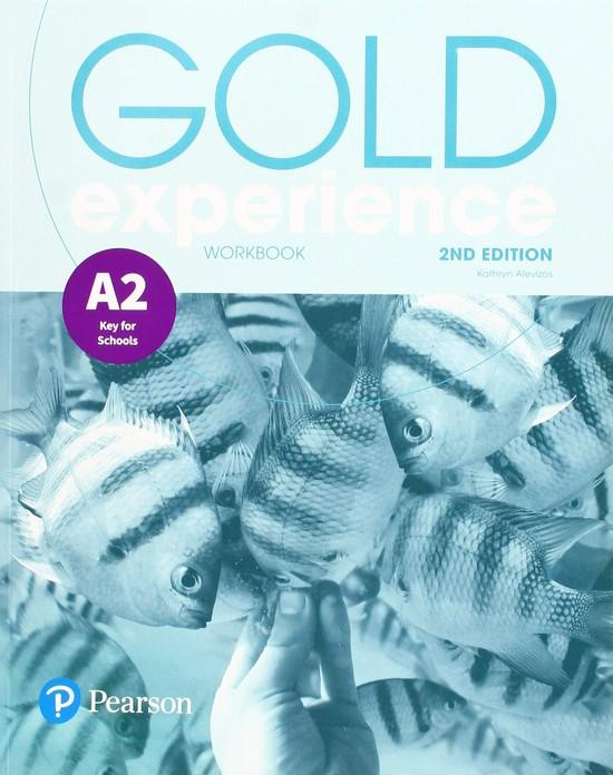 Afbeelding van Gold Experience 2nd Edition A2 Workbook