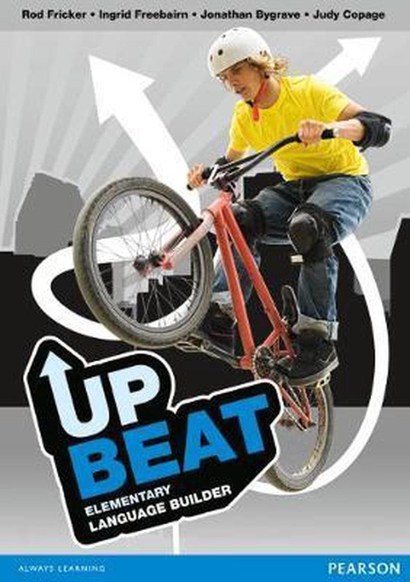 Afbeelding van Upbeat - Elementary language builder