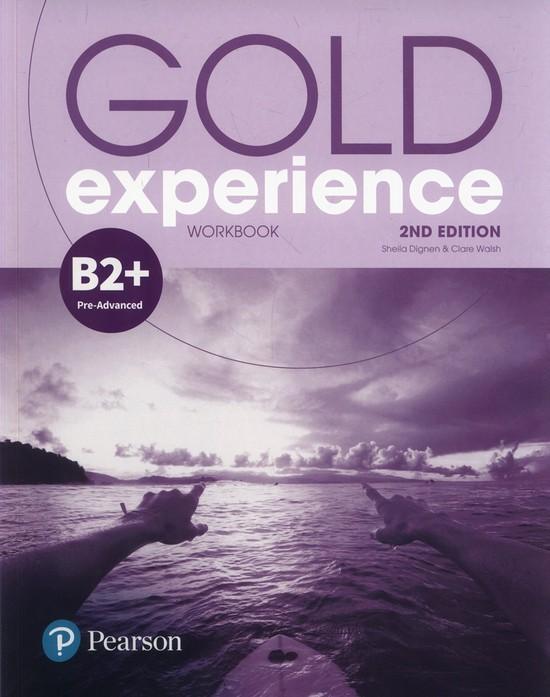 Afbeelding van Gold Experience B2+ 2nd edition Workbook