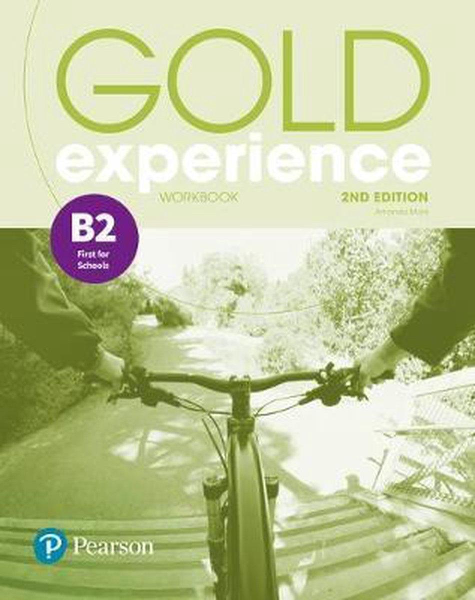 Afbeelding van Gold Experience B2 2nd edition Workbook