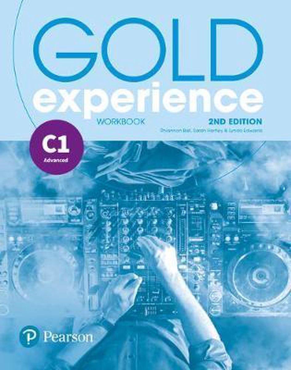 Afbeelding van Gold Experience C1 Workbook