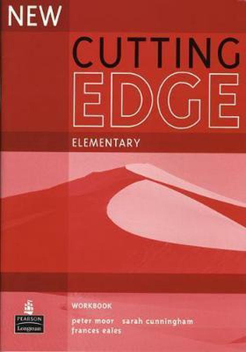 Afbeelding van Cutting Edge New Edition - Elementary workbook without key