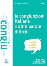 Afbeelding van Le congiunzioni italiane e altre parole difficili