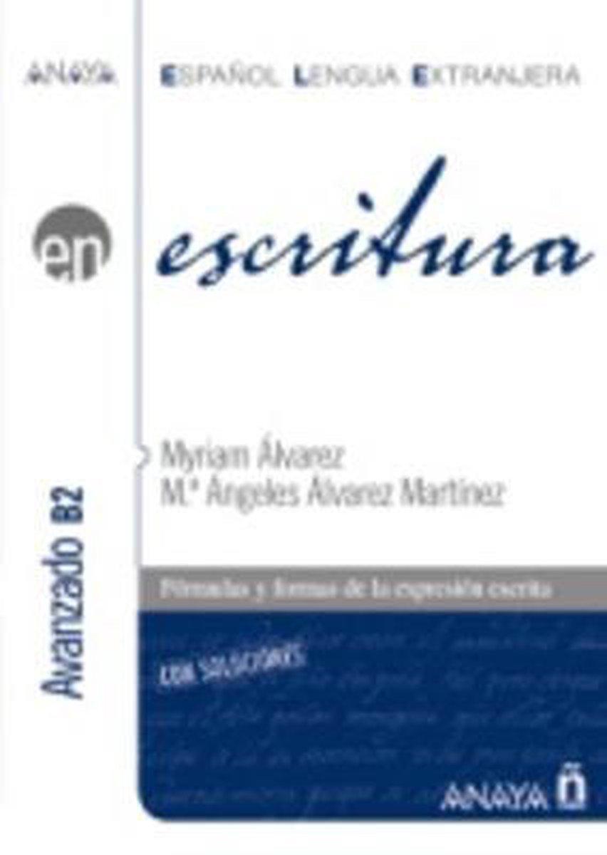 Afbeelding van Escritura - Avanzado B2