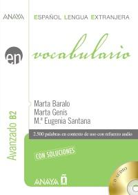 Afbeelding van Vocabulario - Nivel Avanzado B2 libro + cd-audio