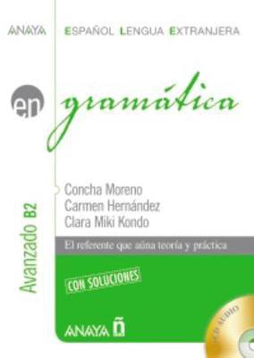 Afbeelding van En Gramática Nivel avanzado B2