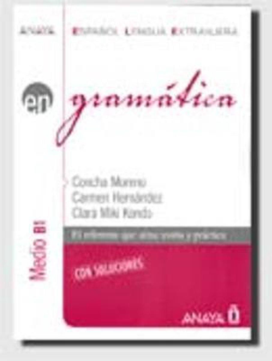 Afbeelding van En Gramática Nivel medio B1