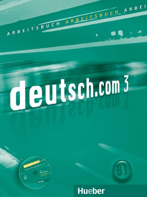 Afbeelding van Deutsch.com 3 Arbeitsbuch + Audio-CD