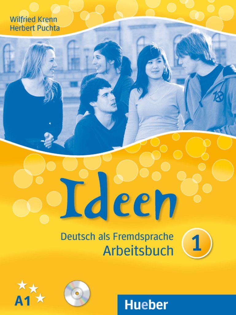 Afbeelding van Ideen 1 Arbeitsbuch + Audio-CD