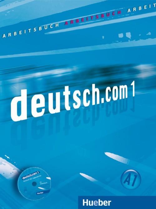 Afbeelding van Deutsch.com 1 Arbeitsbuch + Audio-CD