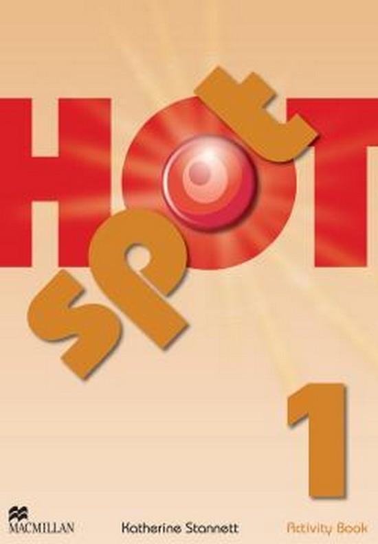 Afbeelding van Hot Spot 1 Activity book