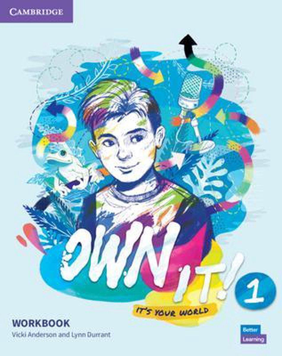 Afbeelding van Own it! 1 Workbook