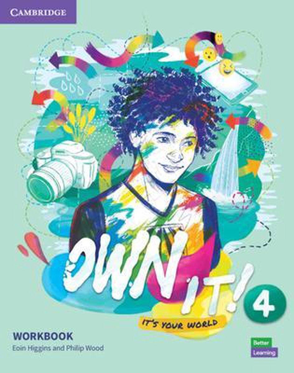 Afbeelding van Own it! 4 Workbook
