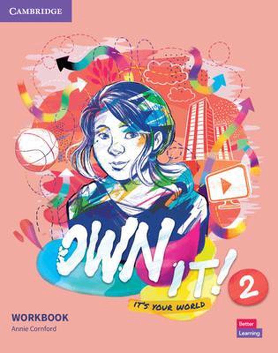 Afbeelding van Own it! 2 Workbook