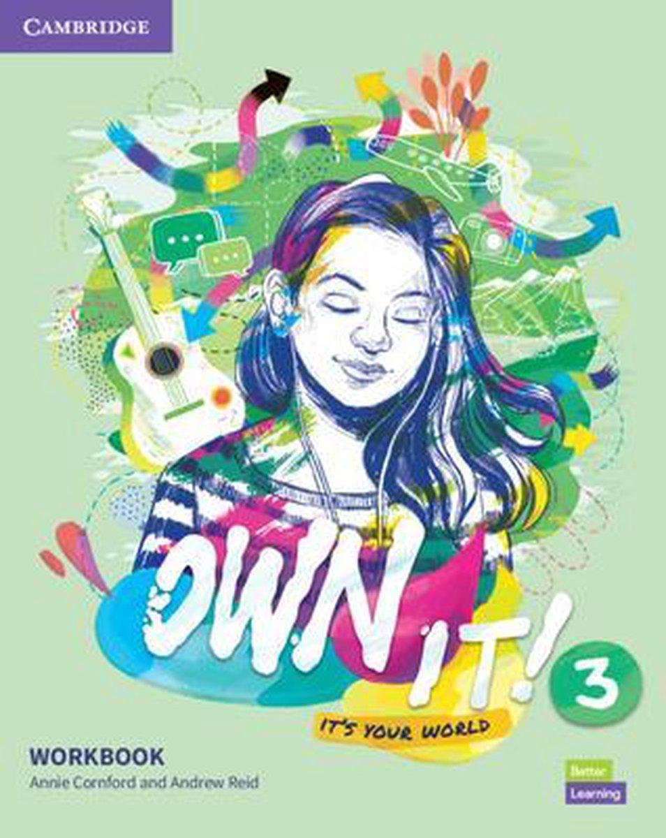 Afbeelding van Own it! 3 Workbook